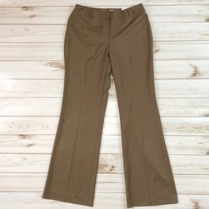 NWT Loft Julie Curvy classic trousers pants